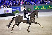 Kristy Oatley - Du Soleil<br /> Indoor Brabant 2016<br /> © DigiShots
