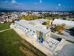 Šolski center Novo mesto, building made by Armat d.o.o., on October 16, 2016 in Novo mesto, Slovenia. Photo by Vid Ponikvar / Sportida