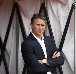 Philippe Montanier manager of Nottingham Forest - Mandatory by-line: Jack Phillips/JMP - 30/07/2016 - FOOTBALL - The City Ground - Nottingham, England - Nottingham Forest v Hull City - Pre-Season Friendly