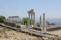 Bergama, Pergamon, Izmir, Turkey, Turkije, Türkiye,