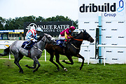 Awsaaf ridden by Franny Norton trained by Michael Wigham wins the Visit Valuerater.co.uk for Best Free Tips Handicap - Mandatory by-line: Robbie Stephenson/JMP - 27/08/2019 - PR - Bath Racecourse - Bath, England - Race Meeting at Bath Racecourse