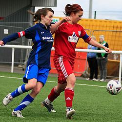 Spartans v Inverness City   | Scottish Women's Premier League Cup Quarter Final | 15 April 2012