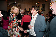 ROISIN MURPHY; SIMON HENWOOD, The Royal College of Art Fashion Gala. Kensington Gore. London. 11 June 2009.