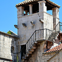 Marco Polo Birth House in Korčula, Croatia<br />