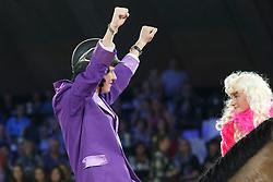 Team Barbie & Ken, Petronella Anderson, Jolly Jumper, Jos Verlooy, Clearway <br /> Fancy Dress<br /> Vlaanderen Kerstjumping - Memorial Eric Wauters - <br /> Mechelen 2015<br /> © Hippo Foto - Dirk Caremans<br /> 29/12/15