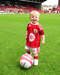 - Photo mandatory by-line: Joe Meredith/JMP - 07/05/2011 - SPORT - FOOTBALL - Championship - Bristol City v Hull City  - Ashton Gate Stadium, Bristol, England