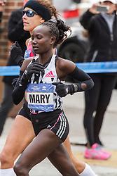 NYC Marathon, Mary Keitany