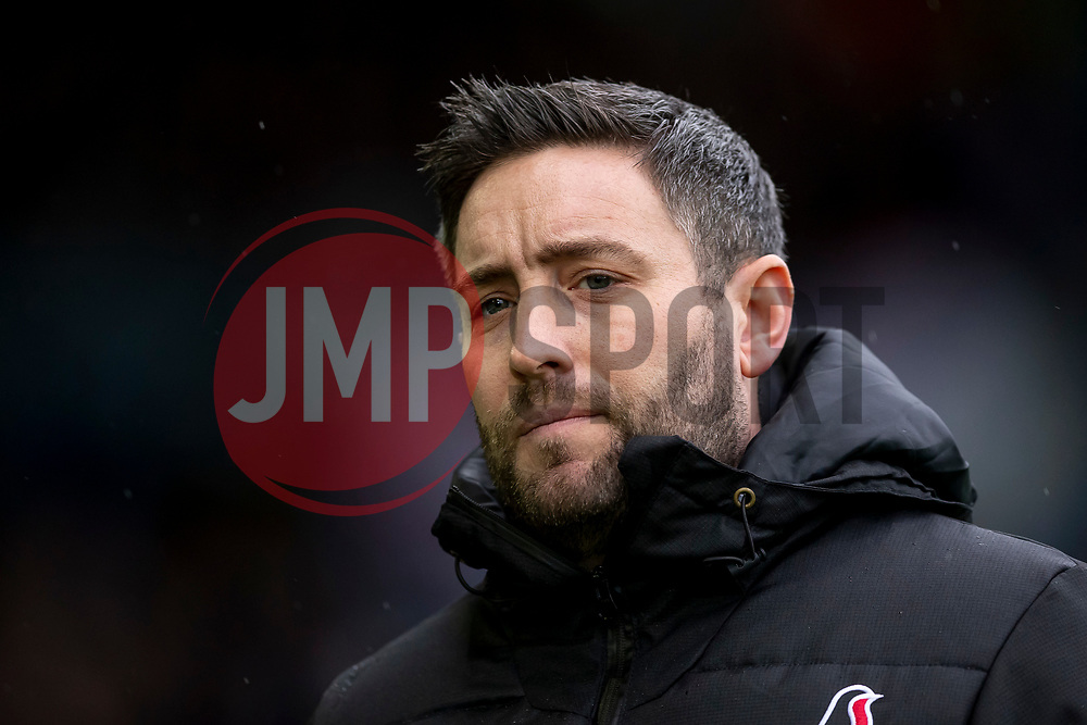 Bristol City Manager Lee Johnson - Mandatory by-line: Daniel Chesterton/JMP - 15/02/2020 - FOOTBALL - Elland Road - Leeds, England - Leeds United v Bristol City - Sky Bet Championship