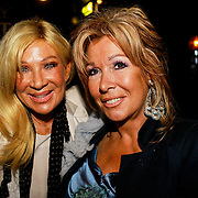 NLD/Amsterdam/20131014 - Cd presentatie Wesly Bronkhorst, Mary Borsato en Betty de Groot