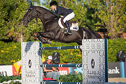 Alexander Edwina (AUS) - Ego Van Orti<br /> Final First Competition<br /> Furusiyya FEI Nations Cup™ Final - Barcelona 2014<br /> © Dirk Caremans<br /> 09/10/14