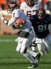 20071124 - #8 Virginia Tech at #16 Virginia (NCAA Football)