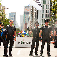 MONTREAL'S GAY PRIDE PARADE SUNDAY AUGUST 20, 2017