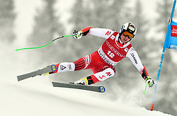 03.03.2019, Olympiabakken, Kvitfjell, NOR, FIS Weltcup Ski Alpin, SuperG, Herren, im Bild Hannes Reichelt AUT //  in action during his run in the men's Super-G of FIS ski alpine world cup.  Olympiabakken in Kvitfjell, Norway on 2019/03/03. EXPA Pictures © 2019, PhotoCredit: EXPA/ SM<br /> <br /> *****ATTENTION - OUT of GER*****