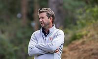 NUNSPEET  - Niels Kraaij , coach  NGF Nationale selectie golf Nationale team,   COPYRIGHT KOEN SUYK