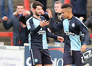 Accrington Stanley v Wycombe Wanderers - 20/12/2014