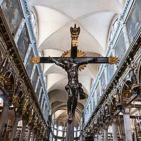 Chirch of Maria Del Carmelo, Venice, Itally.