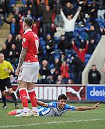 Colchester United v Bristol City 210215