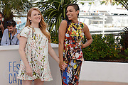 May 16, 2014 - Cannes, France - CANNES, FRANCE - MAY 16: <br /> <br /> 'The Captive' Photocall - Cannes 2014<br /> <br /> Actresses Mireille Enos and Rosario Dawson (R) attend 'The Captive' photocall at the 67th Annual Cannes Film Festival on May 16, 2014 in Cannes, France.©Exclusivepix