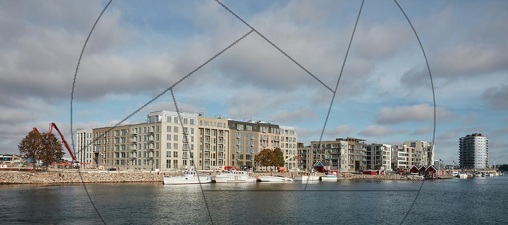 Sluseholmen, Nybyggeri, Danica Ejendomme, boliger, København facader, eksteriør, kanaler, hav, vand