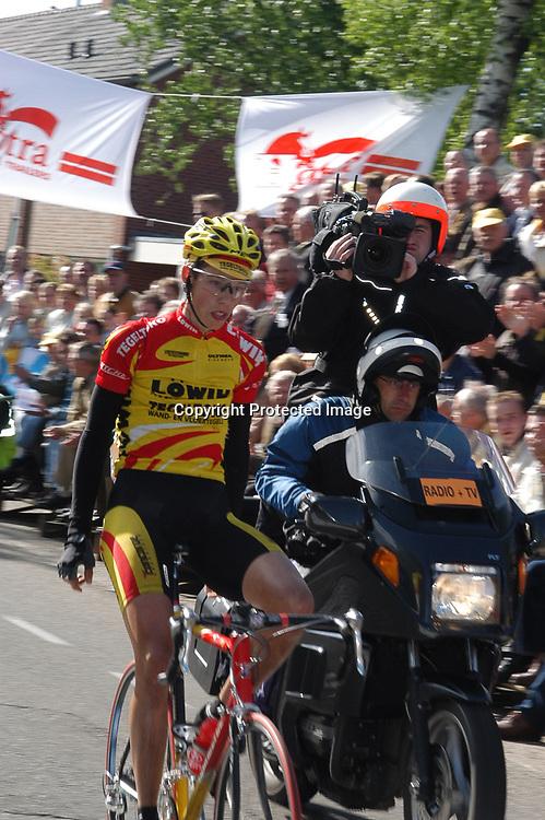 Ronde van Overijssel 2003, Piet Rooijakkers