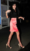 10.MARCH.2009 - LONDON<br /> <br /> **THESE PICTURES ARE EXCLUSIVE**<br /> <br /> AMY WINEHOUSE ARRIVING AT A FRIENDS BIRTHDAY PARTY AT A PRIVATE ADDRESS IN ARCHWAY AT 9.30PM ALL DRESSED UP WITH A BIG CLEVAGE SHOWING AND WITH BLOOD ON HER LEG SHE STAYED AT THE PARTY TILL 3.30AM AND LEFT IN A CHANGE OF CLOTHES JEANS AND VEST WITH WRITING ALL OVER HER HANDS CUDDLING UP TO HER MATE WHO WAS DRINKING A CAN OF BEER BEFORE THEY ALL WENT BACK TO AMY'S TO CONTINUE THE PARTY.<br /> <br /> BYLINE MUST READ : EDBIMAGEARCHIVE.COM<br /> <br /> *THIS IMAGE IS STRICTLY FOR UK NEWSPAPERS &amp; MAGAZINES ONLY*<br /> *FOR WORLDWIDE SALES &amp; WEB USE PLEASE CONTACT EDBIMAGEARCHIVE-0208 954 5968*