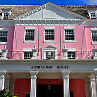 Ansbacher House in Nassau, Bahamas<br />