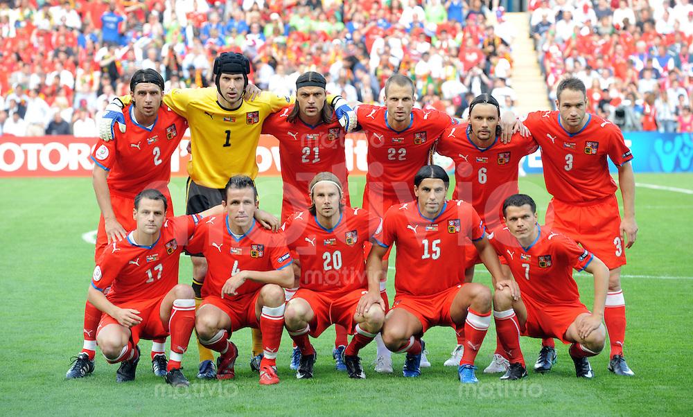 FuГџball Tschechien