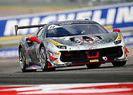 Ferrari Challenge NA, Lone Star Le Mans, 15-16 September 2017, Circuit of the Americas, Austin, Texas.<br /> <br /> Forty Six superfast Ferraris took to the field in the sweltering heat at Texas&rsquo;s premier Circuit of the Americas.<br /> <br /> COOPER MACNEIL won the Trofeo Pirelli class beating out competitive drivers WEI LU and MARTIN FUENTES.<br /> <br /> CHRIS CAGNAZZI, Ferrari of Long Island, continued to dominate the field with a Victory in the Trofeo Pirelli AM class.  Taking second and third was Joel Weinberger and MARC MUZZO.<br /> <br /> Sixteen Ferraris made up the Coppa Shell class with MURRAY ROTHLANDER securing the Victory holding off Ferrari of Beverley Hills 488 driver KARL WILLIAMS.  OSVALDO GAIO was third and with his performance received the Gentleman&rsquo;s trophy.<br /> <br /> JOSEPH RUBBO, Ferrari of Long Island, achieved the victory in the 458 EVO beating out fierce competitors in FRANCESCO PIOVANETTI and JAMES WALKER.  For the Ladies Cup, LISA CLARK was awarded the honor defeating DEBRA PALERMO to the checkered.