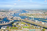 Nederland, Noord-Holland, Amsterdam, 09-04-2014;<br />
