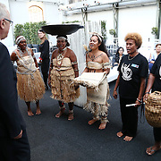 20150604- Brussels - Belgium - 04 June 2015 - European Development Days - EDD  - Bilateral Meeting - Neve Mimica , European Commissioner for Development and the Salomon Island Delegation  © EU/UE
