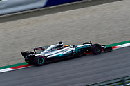 Lewis Hamilton of Mercedes AMG Petronas during the Austrian Formula One Grand Prix qualifying session at the Red Bull Ring, Spielberg<br /> Picture by EXPA Pictures/Focus Images Ltd 07814482222<br /> 08/07/2017<br /> *** UK &amp; IRELAND ONLY ***<br /> <br /> EXPA-EIB-170708-0021.jpg