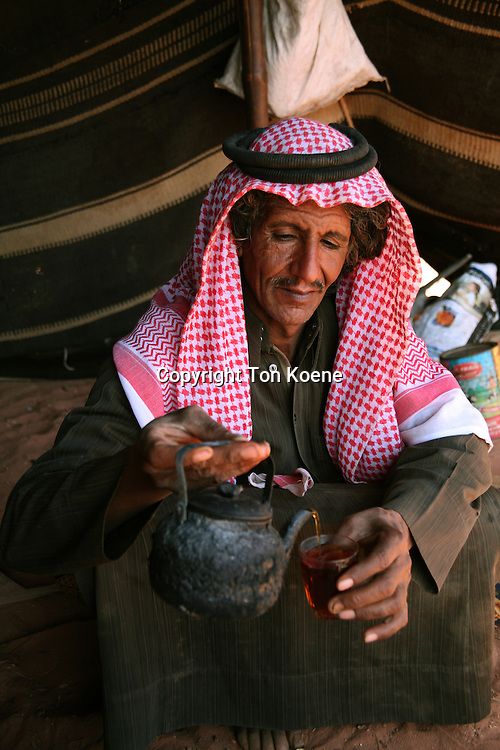 Bedouin in Jordan