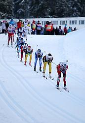 30.12.2011, DKB-Ski-ARENA, Oberhof, GER, Viessmann FIS Tour de Ski 2011, Pursuit/ Verfolgung Damen // during of Viessmann FIS Tour de Ski 2011, in Oberhof, GERMANY, 2011/12/30  .. EXPA Pictures © 2011, PhotoCredit: EXPA/ nph/ Hessland..***** ATTENTION - OUT OF GER, CRO *****