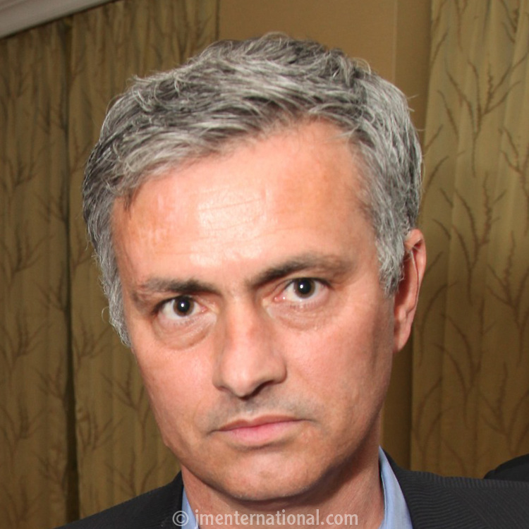 The Football Extravaganza, Jose Mourinho receives the Legend of Football Award in aid of Nordoff Robbins..Monday, March 22, 2011. (Photo/John Marshall JME)