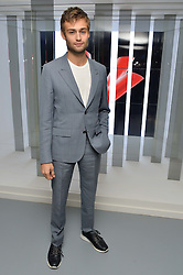 DOUGLAS BOOTH at the Louis Vuitton Series 3 VIP Launch held at 180 Strand, London on 20th September 2015.