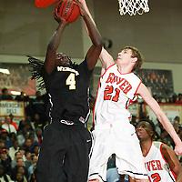130114 Hoover vs Wenonah Boys Basketball