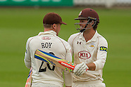 16 July 2015 - Surrey beat Kent at the Oval