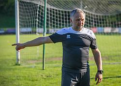 Borivoje Lucic the head coach of ND Adria Miren, 19.April 2019, Miren, Slovenia ,Photo by Urban Meglic / Sportida