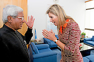 QUEEN MAXIMA VISITS BANGLADESH DAY 1