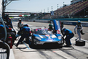 June 28 - July 1, 2018: IMSA Weathertech 6hrs of Watkins Glen. 67 Ford Chip Ganassi Racing, Ford GT, Ryan Briscoe, Richard Westbrook