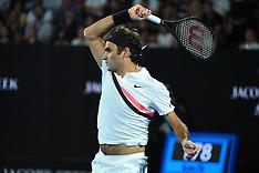 Australian Open - 26 Jan 2018