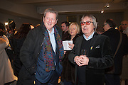 ROY HODGSON; BILL WYMAN, BILL WYMAN - REWORKED' , Photographs by Bill Wyman and reworks by Gerald Scarfe, Pam Glew, Dale Marshall, Penny and James Mylne, Rook & Raven Gallery: 7-8 Rathbone Place, London. 26 February 2013