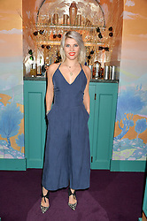 PIPS TAYLOR at a party for the UK launch of Mr Boho held at Annabel's, 44 Berkeley Square, London on 19th May 2016.