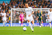 Leeds United defender Ben White (5) in action during the EFL Sky Bet Championship match between Leeds United and Swansea City at Elland Road, Leeds, England on 31 August 2019.
