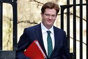 © Licensed to London News Pictures. 12/03/2013. Westminster, UK. Danny Alexander,  Liberal Democrat MP, Chief Secretary to the Treasury. Ministers in Downing Street today 12 March 2013. Photo credit : Stephen Simpson/LNP