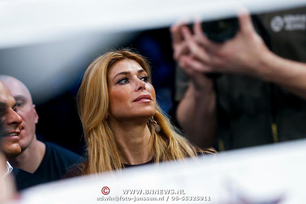 CRO/Zagreb/20130315- K1 WGP Finale Zagreb, Estelle Cruijff