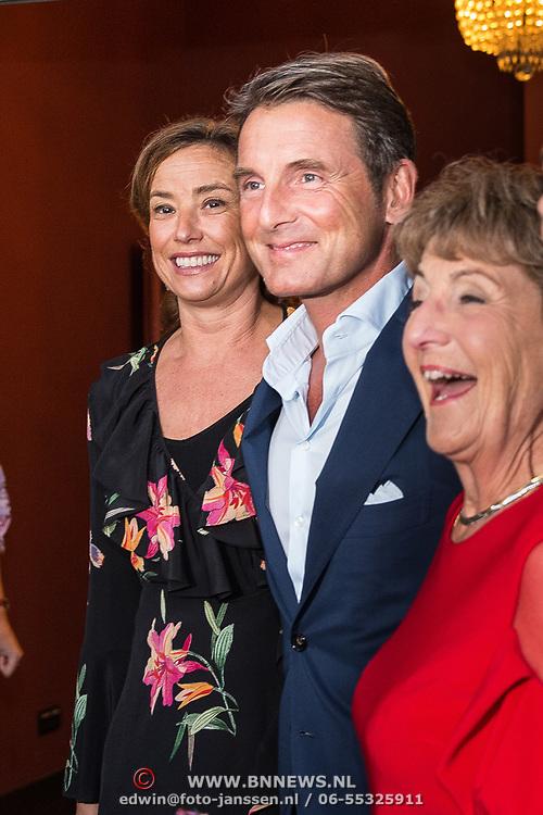 NLD/Amsterdam/20190916 - Prinses Irene viert verjaardag bij een ode aan de natuur, Prins Maurits en Prinses Marilene