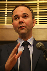 © Licensed to London News Pictures. 26/11/2014. Croydon, UK. Gavin Barwell MP for Croydon North now Theresa May's Chief of staff.  Photo credit: Presspics/LNP