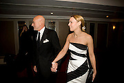Patrick Stewart; Sophie Stewart, The Laurence Olivier Awards, The Grosvenor House Hotel. Park Lane. London. 8 March 2009 *** Local Caption *** -DO NOT ARCHIVE -Copyright Photograph by Dafydd Jones. 248 Clapham Rd. London SW9 0PZ. Tel 0207 820 0771. www.dafjones.com<br /> Patrick Stewart; Sophie Stewart, The Laurence Olivier Awards, The Grosvenor House Hotel. Park Lane. London. 8 March 2009