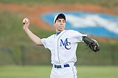MCHS Varsity Baseball vs George Mason